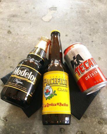 Beer at Barito Tacos & Cocktails