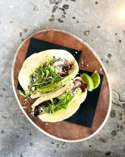 Carne Asada Tacos from Barito